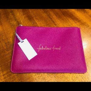 "Katie Loxton Clutch NWT ""Fabulous Friend """